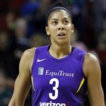 Candace parker LoS angeles Sparks
