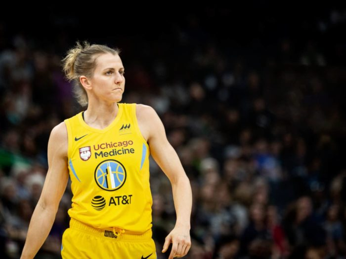 Allie Quigley