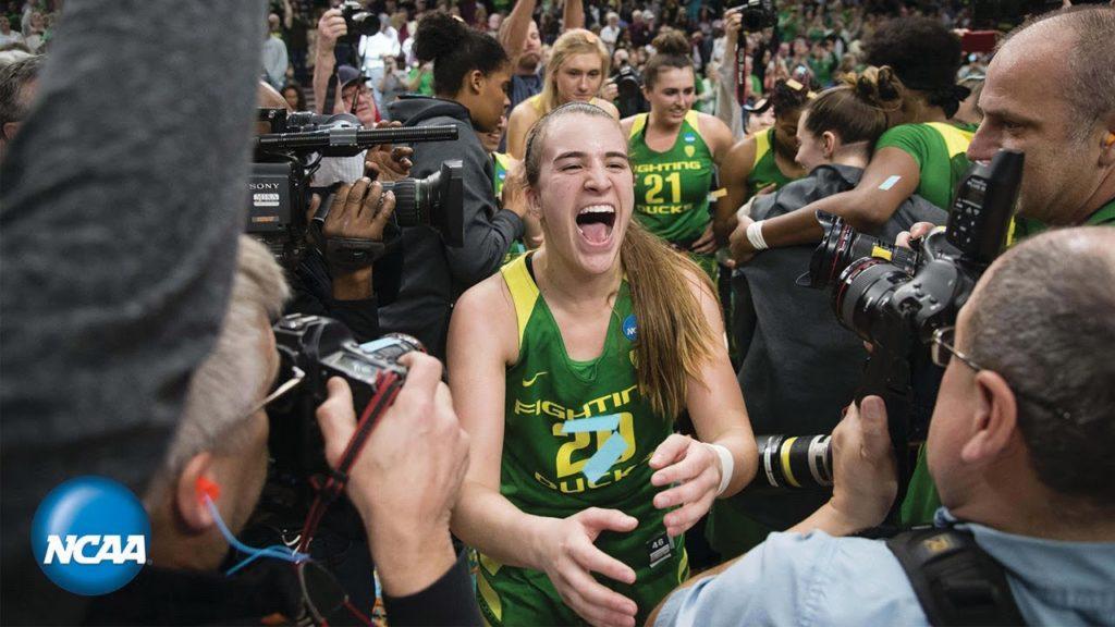 Sabrina Ionescu NCAA