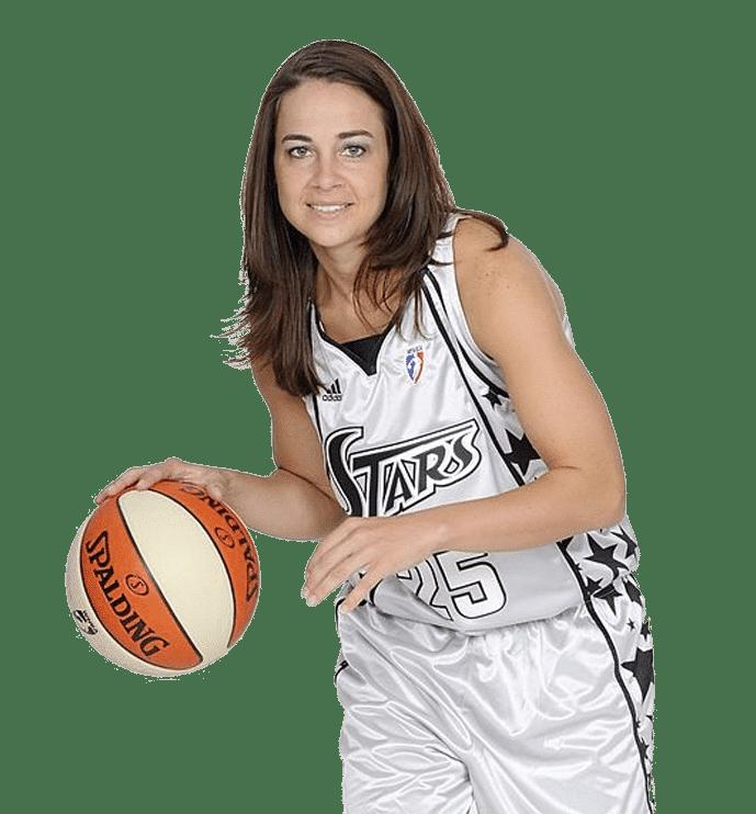 Becky Hammon San Antonio Stars