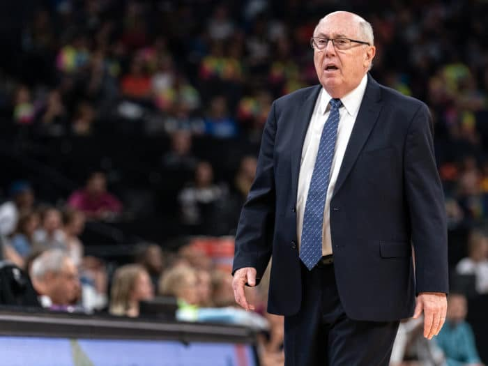 Mike Thibault, coach des Washington Mystics