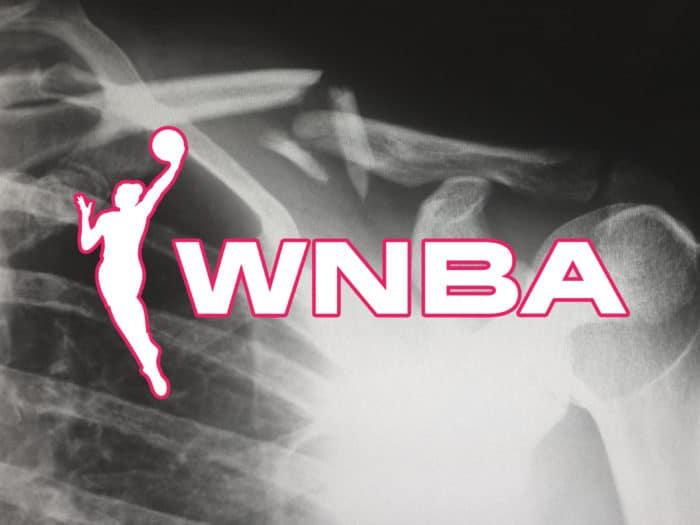 Dossier : les blessures en WNBA