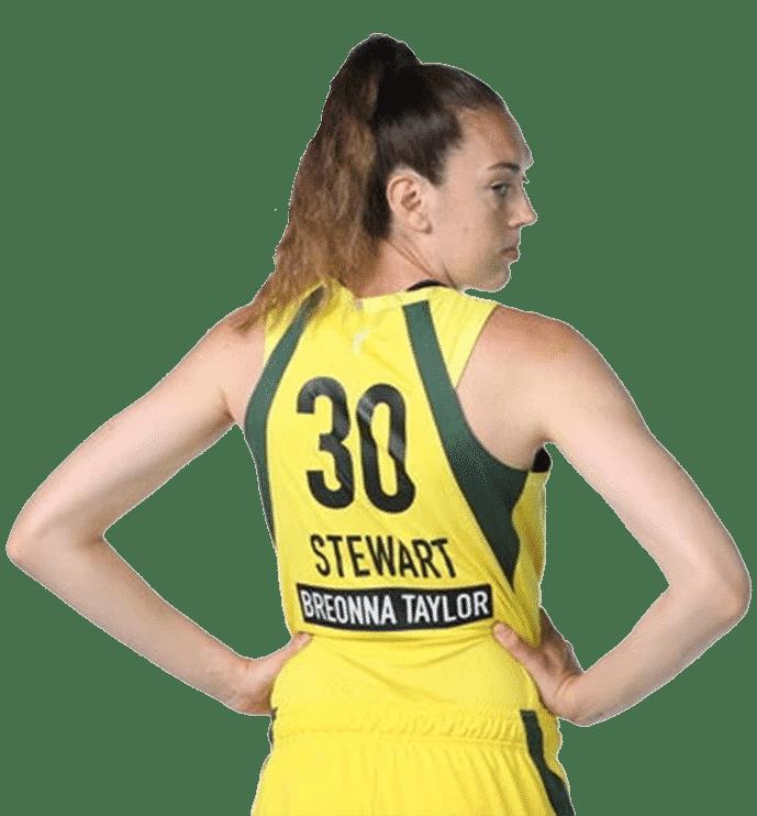 Breanna Stewart, Seattle Storm